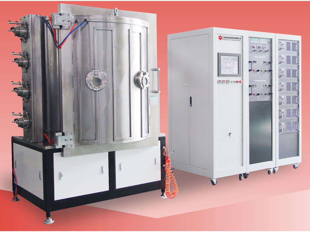 High Abrasion Resistance Black DLC  Coating Machine, Deep Black Coatings