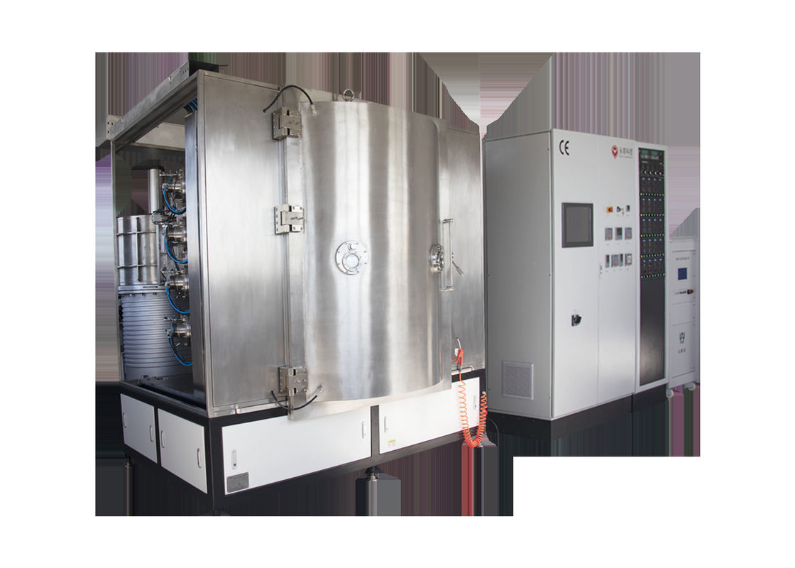 Ceramic Coating Equipment For Gold / Silver Plating, TiN Gold PVD Plating on Ceramic Products